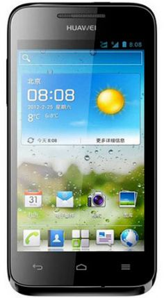 Huawei Ascend G330D U8825D photo