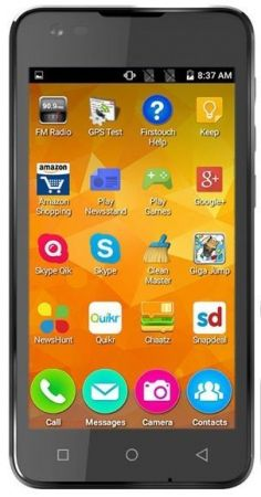 Micromax Canvas Blaze 4G Q400 photo
