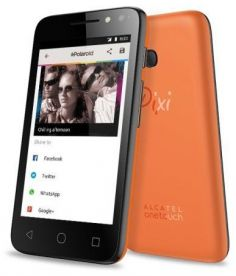 Alcatel OneTouch Pixi 4 (4) 1GB photo