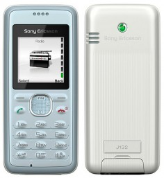Sony Ericsson J132 US version صورة