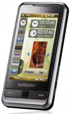 Samsung SGH-i900 Omnia 16GB photo