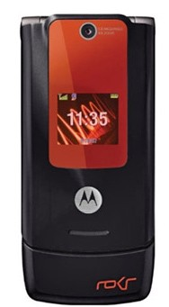 Motorola ROKR W5 photo
