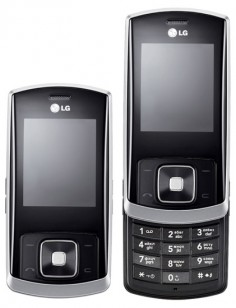 LG KE590 photo