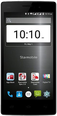 Starmobile UP Max photo