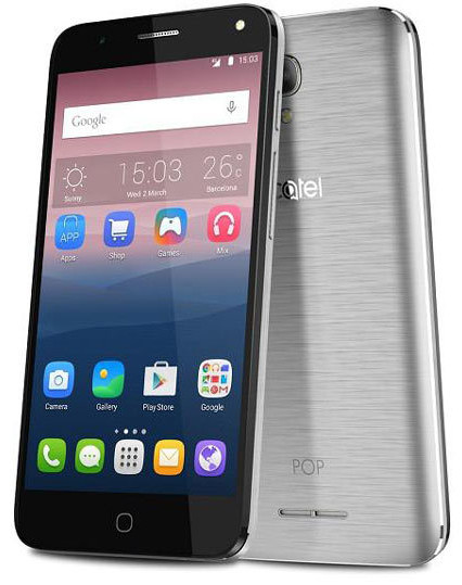 alcatel onetouch pop 4 5056m   specs and price   phonegg