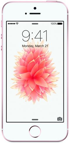 Apple iPhone SE Sprint 64GB صورة