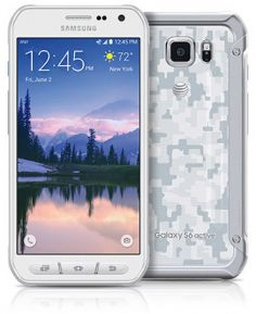 Samsung Galaxy S6 Active SM-G890 AT&T 64GB photo