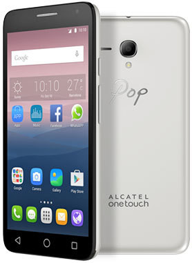 alcatel one touch pop 3 5054d Microsoft does not