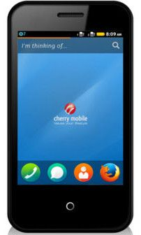 Cherry Mobile Ace (Firefox) foto