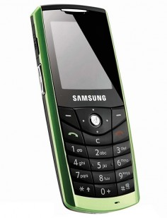 Samsung SGH-E200 ECO photo