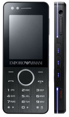 Samsung SGH-M7500 Emporio Armani photo