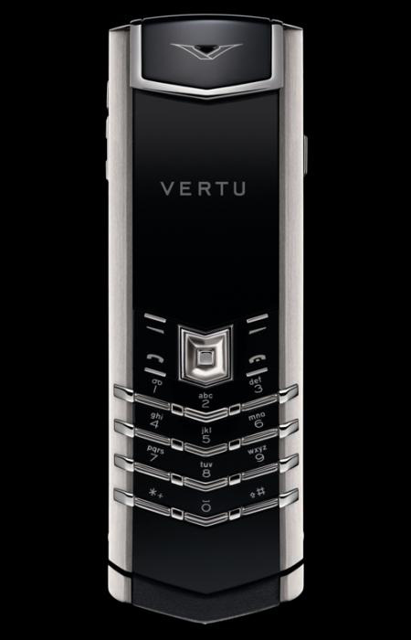 Vertu Signature S Design - Specs and Price - Phonegg