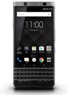 BlackBerry Keyone Canada photo