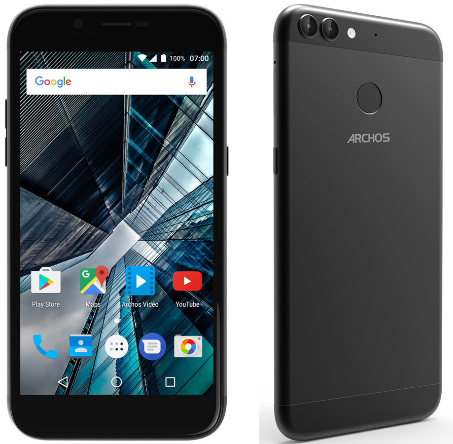 archos 50 graphite specs and price phonegg. Black Bedroom Furniture Sets. Home Design Ideas