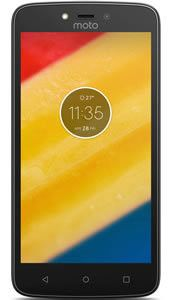 Motorola Moto C Plus 1GB RAM Dual SIM photo