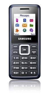 Samsung E1110 photo