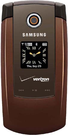 Samsung SGH-U810 Renown photo