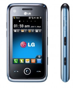 LG GM730 photo