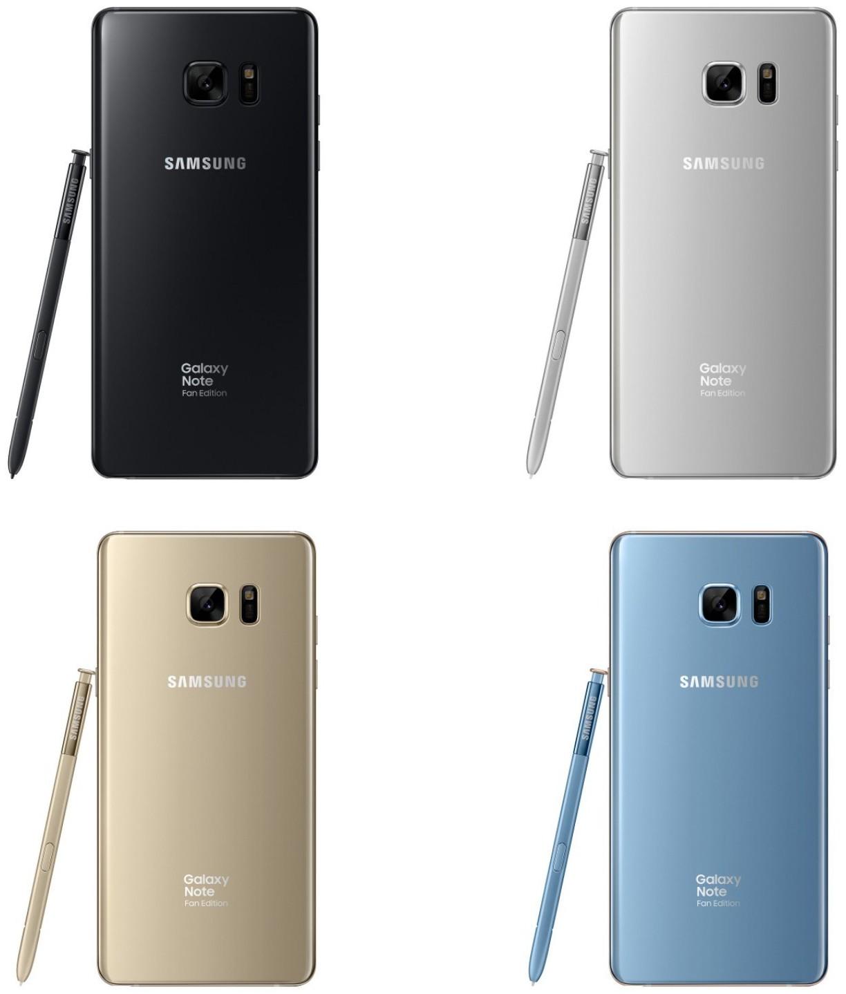 Samsung Galaxy S6 Otterbox: Samsung Galaxy Note FE SM-N935F