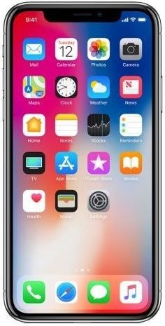 Apple iPhone X A1865 256GB fotoğraf