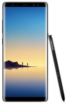 Samsung Galaxy Note8 USA 64GB Dual SIM fotoğraf