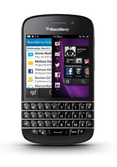 BlackBerry Q10 SQN100-5 foto