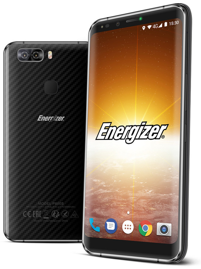 Energizer Power Max P600s 64gb Specs And Price Phonegg