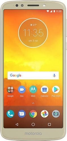 Motorola Moto E5 Europe Dual SIM photo