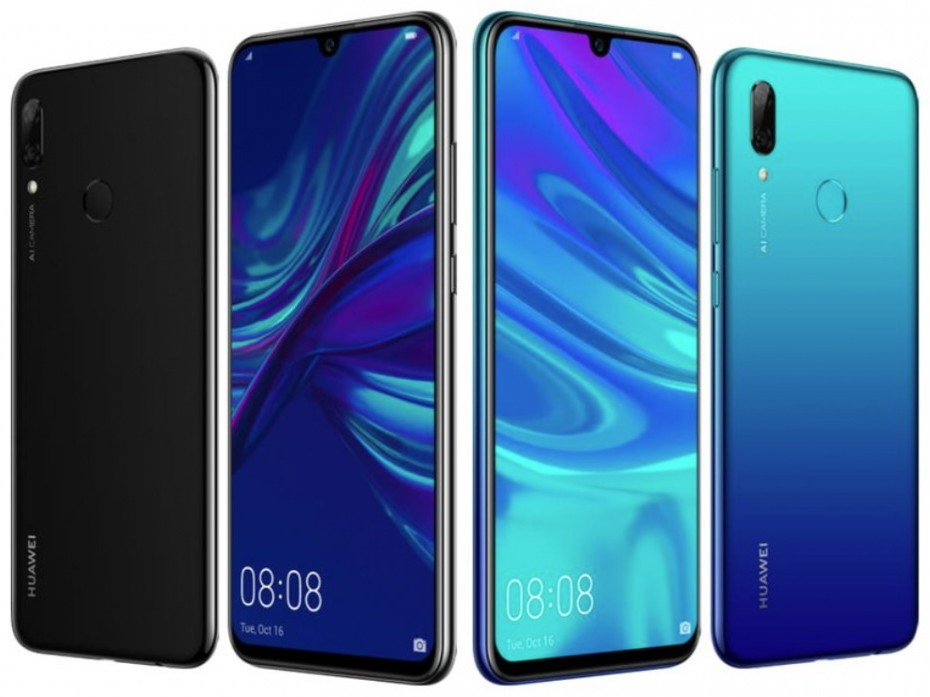 huawei p smart  2019  pot-lx3 64gb - specs and price