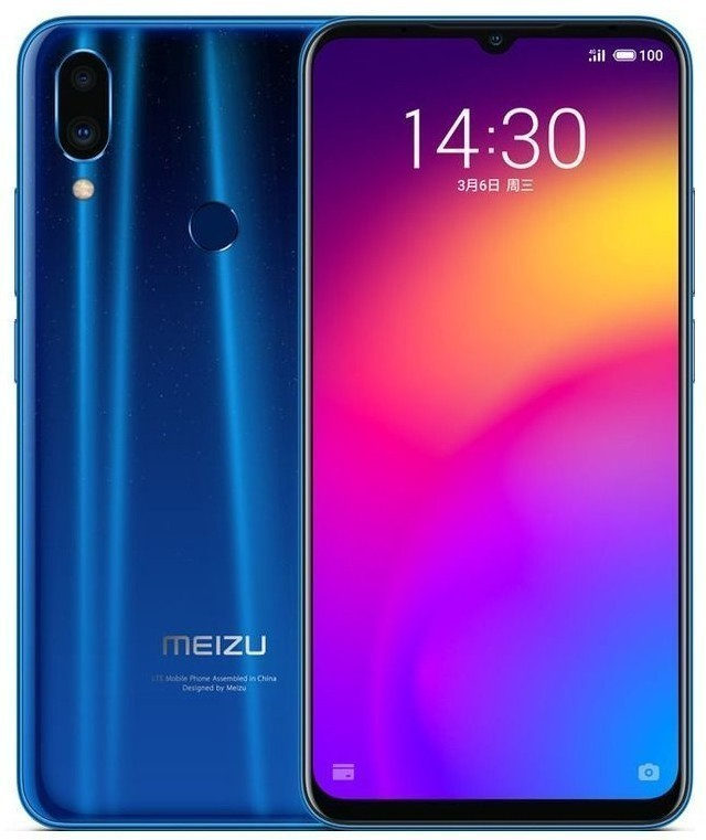 Meizu Note 9 64gb 6gb Ram Specs And Price Phonegg
