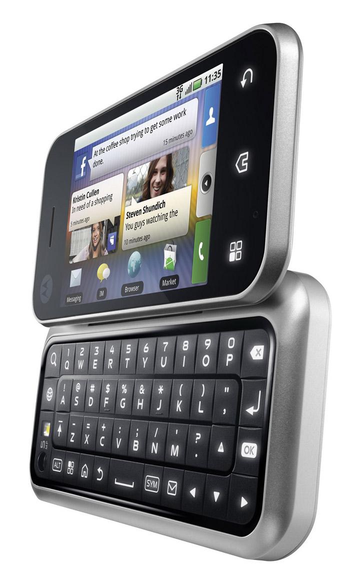 Motorola Backflip Specs And Price Phonegg
