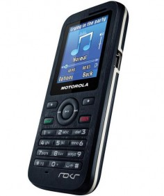 Motorola WX390 photo