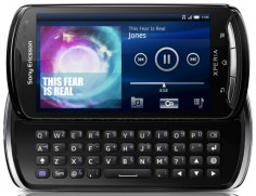 Sony Ericsson XPERIA Pro US version photo
