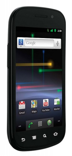 Samsung Google Nexus S i9023 photo