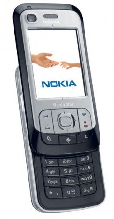 Nokia 6110 Navigator photo