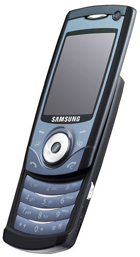 Samsung SGH-U700 - Specs and Price