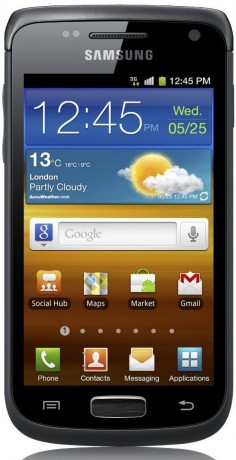 Samsung Galaxy W I8150 photo