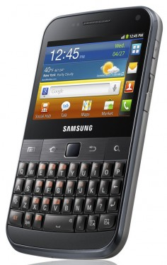 Samsung Galaxy M Pro B7800 photo
