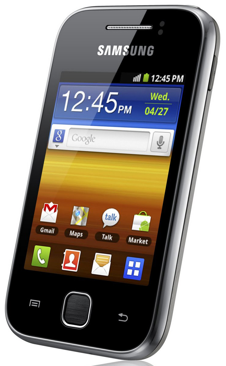 Samsung Galaxy Y S5360 - Specs and Price - Phonegg