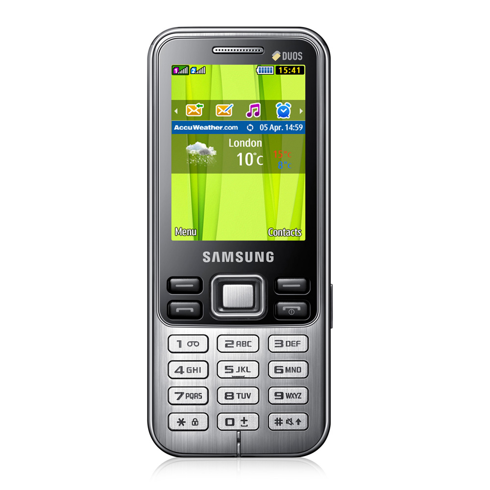 Samsung C3322 - Specs And Price