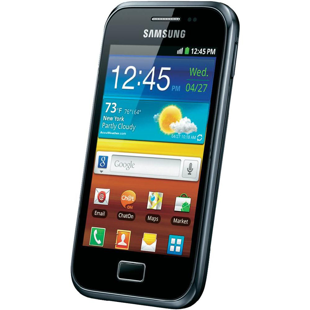 Samsung Galaxy Ace Plus S7500 - Specs and Price - Phonegg