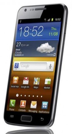 Samsung Galaxy S II LTE I9210 photo