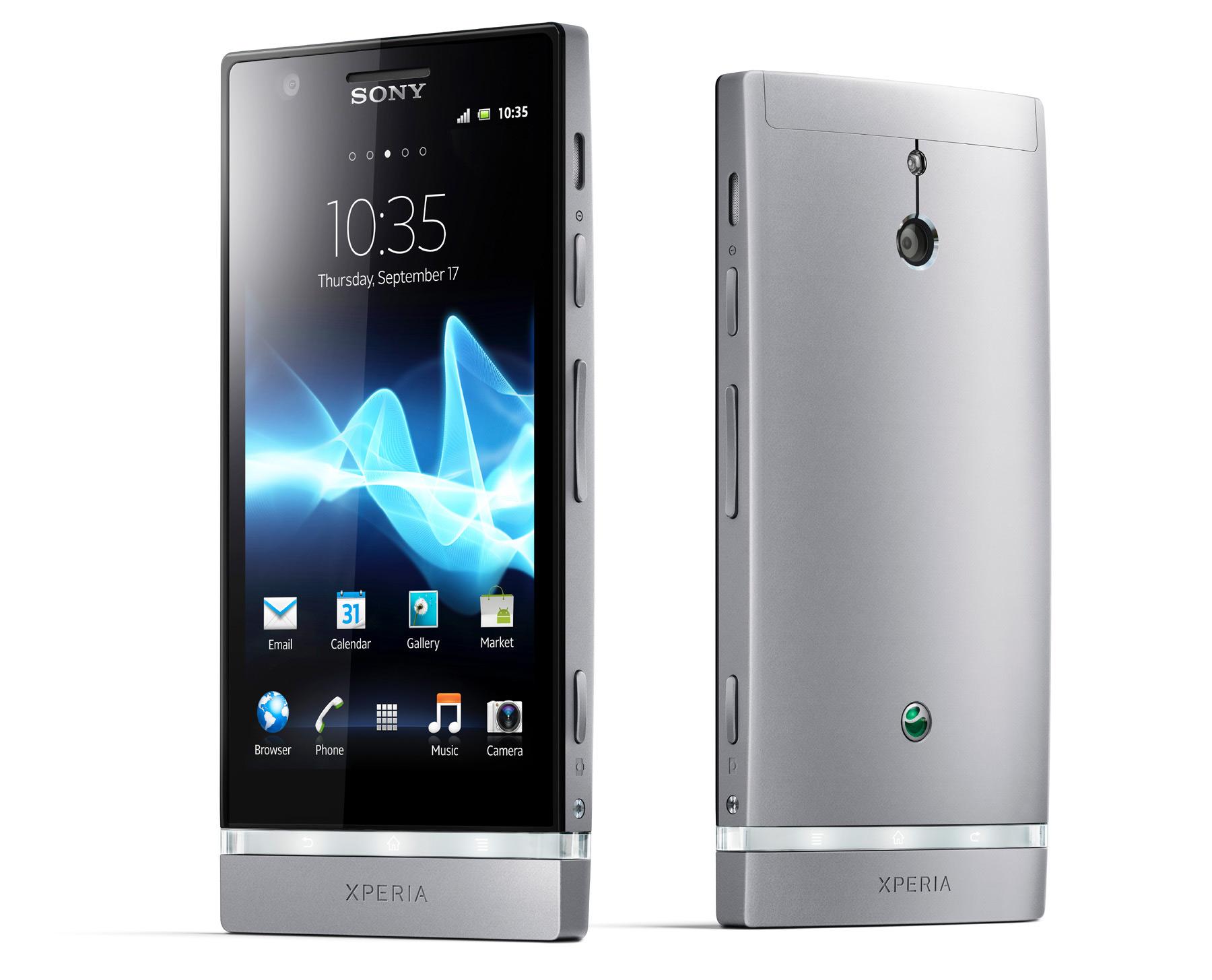 Sony Xperia P - Specs and Price - Phonegg