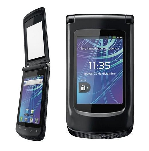 Motorola Motosmart Flip Xt611 Specs And Price Phonegg