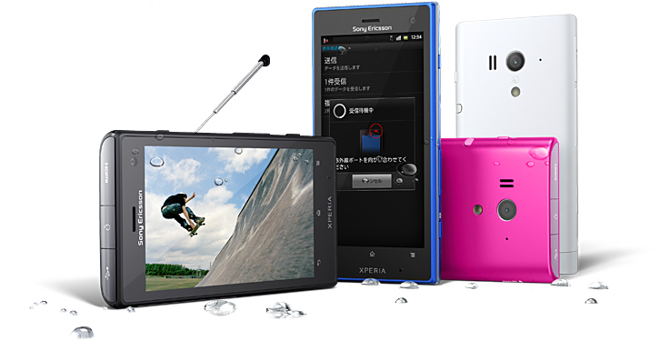 Sony Xperia Acro HD (SO-03D) USB Drivers Download (2019)