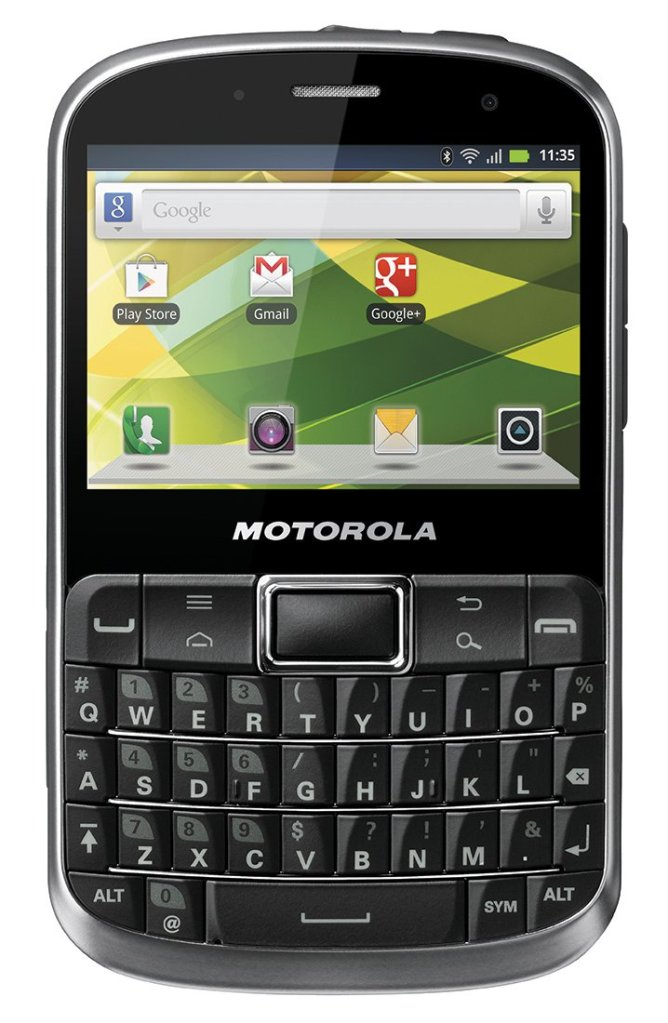 Motorola Defy Pro - Specs and Price