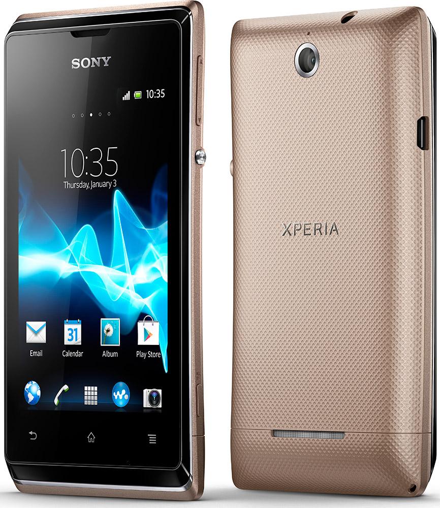 Sony Xperia E Vs Miro Phonegg St23i 4 Gb Various