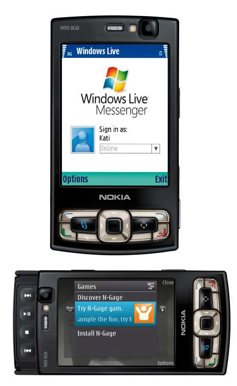 And Phonegg 8gb Price Specs Nokia N95 -