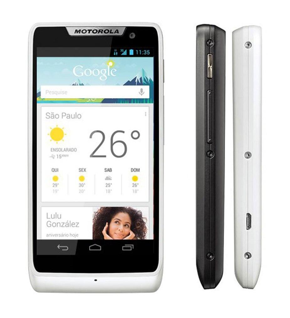 Motorola RAZR D1 - Specs and Price