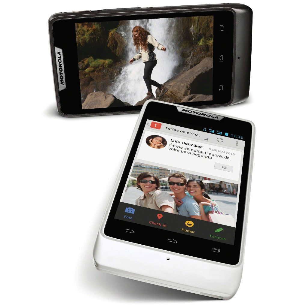 Motorola RAZR D1 - Specs and Price